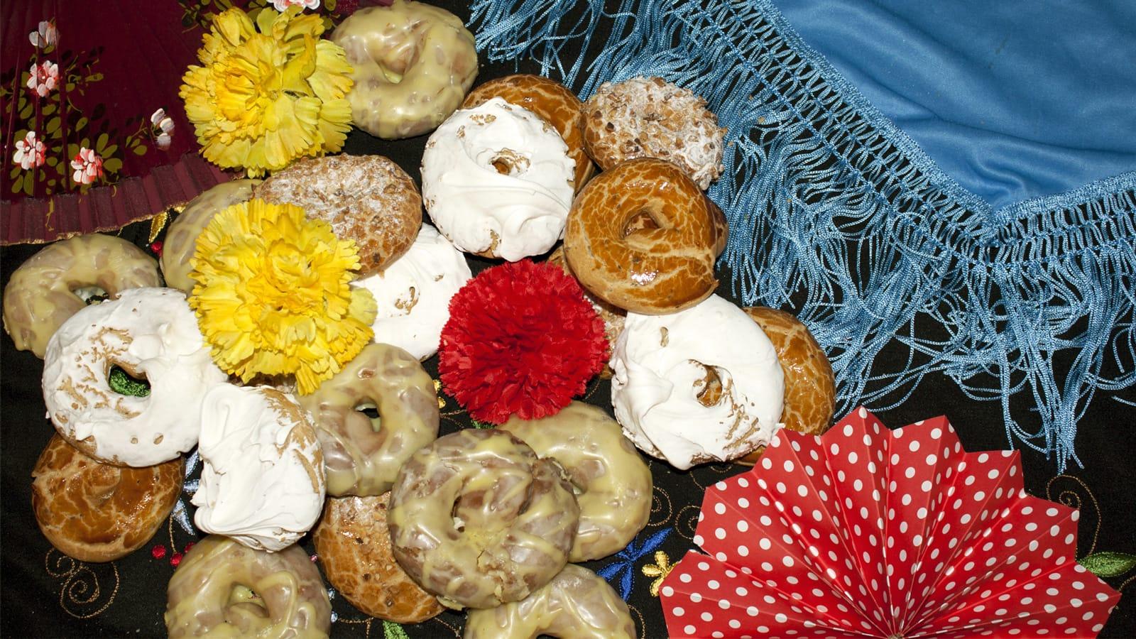 Comprar Rosquillas de San Isidro online